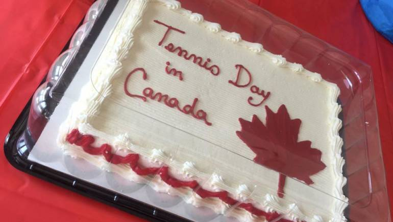 Tennis Day In Canada – WINNERS!