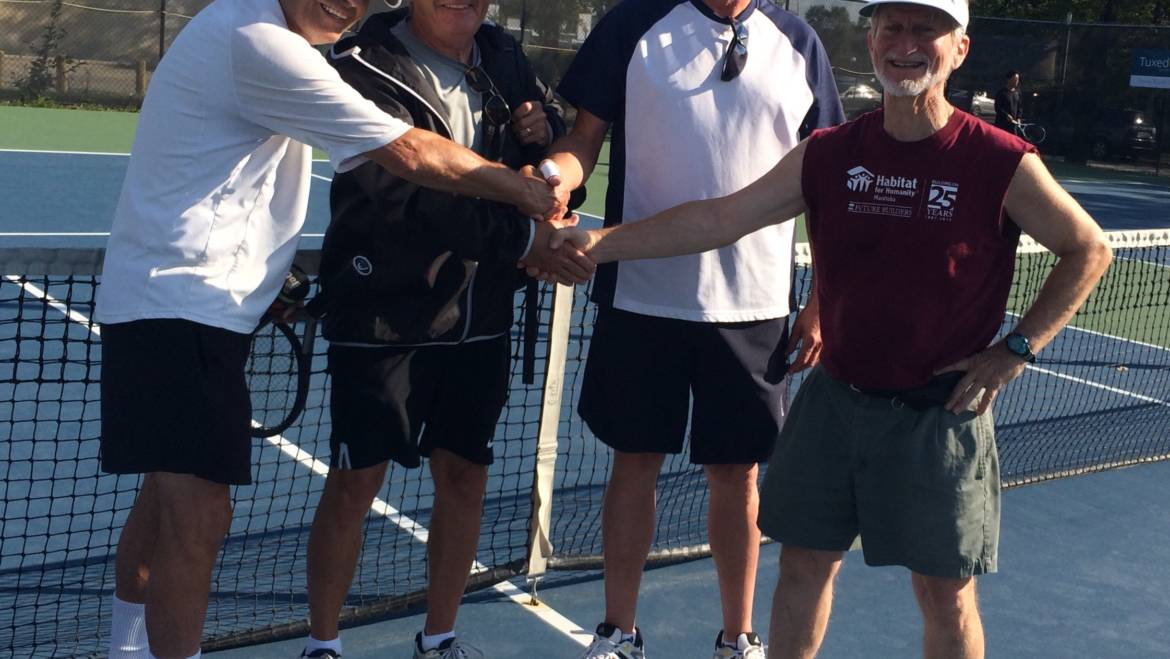 Tuxedo Tennis Club Fall Tournament