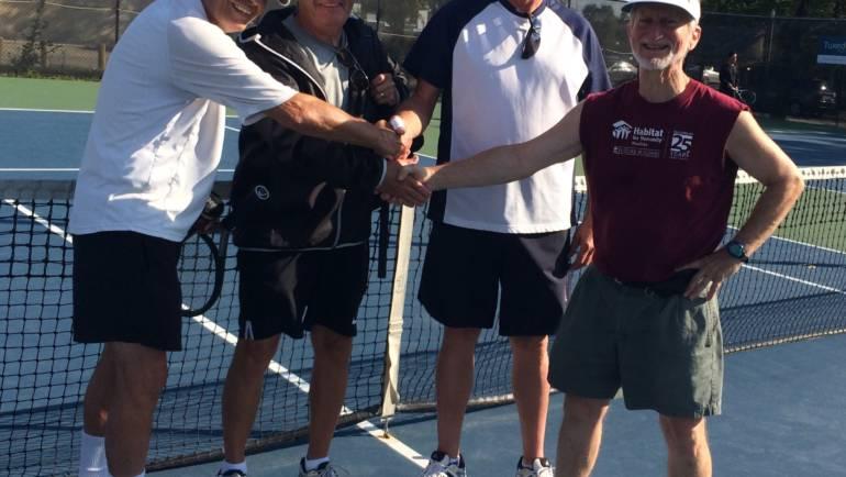 Tuxedo Tennis Club Fall Tournament