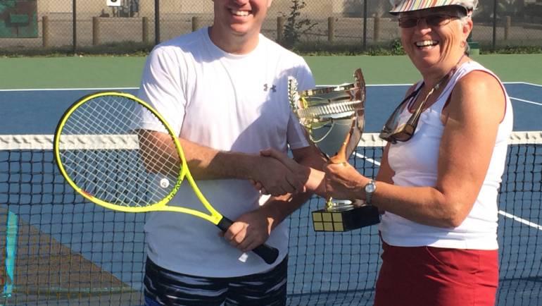 Tuxedo Tennis Winners – Singles ladders
