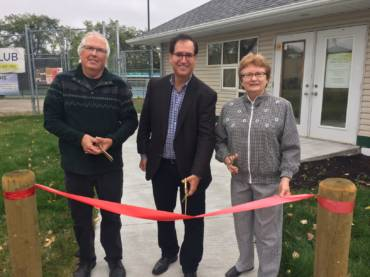 Tuxedo Tennis Club Celebrates Facility Upgrades