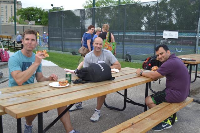 Tennis & Pizza Night